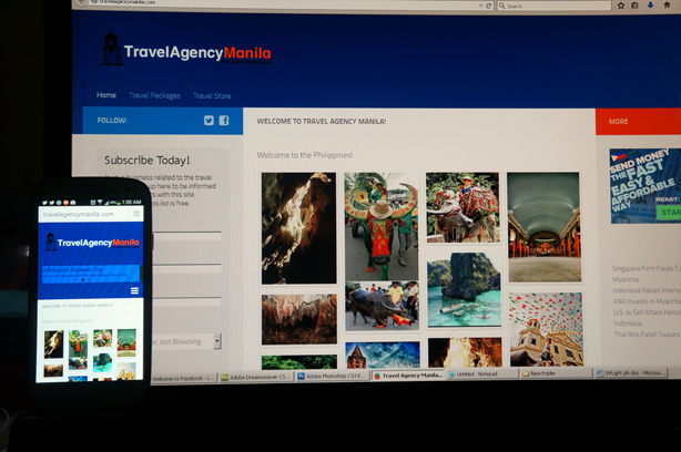 Travel Agency Manila Rwd