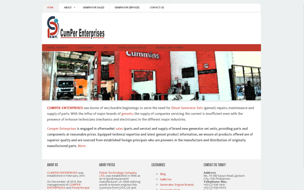 Cumper Enterprises