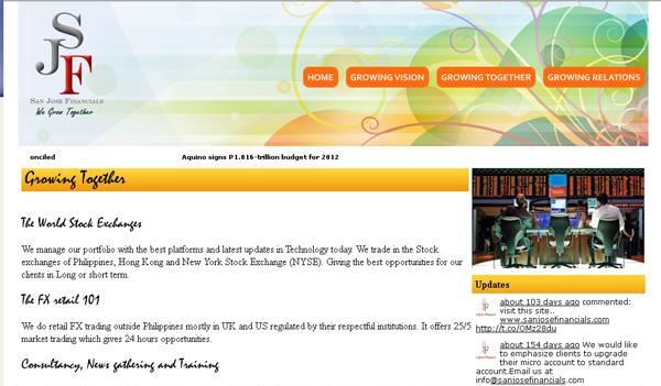 san-jose-financials-business-website