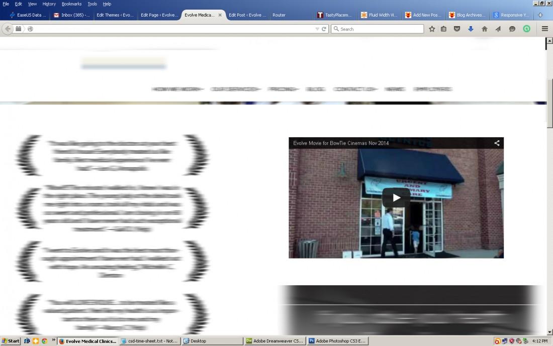 Responsive Youtube embed - ETN Multimedia