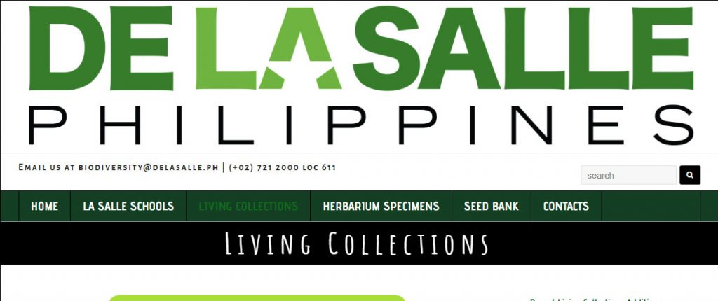 DLSP Plant Database